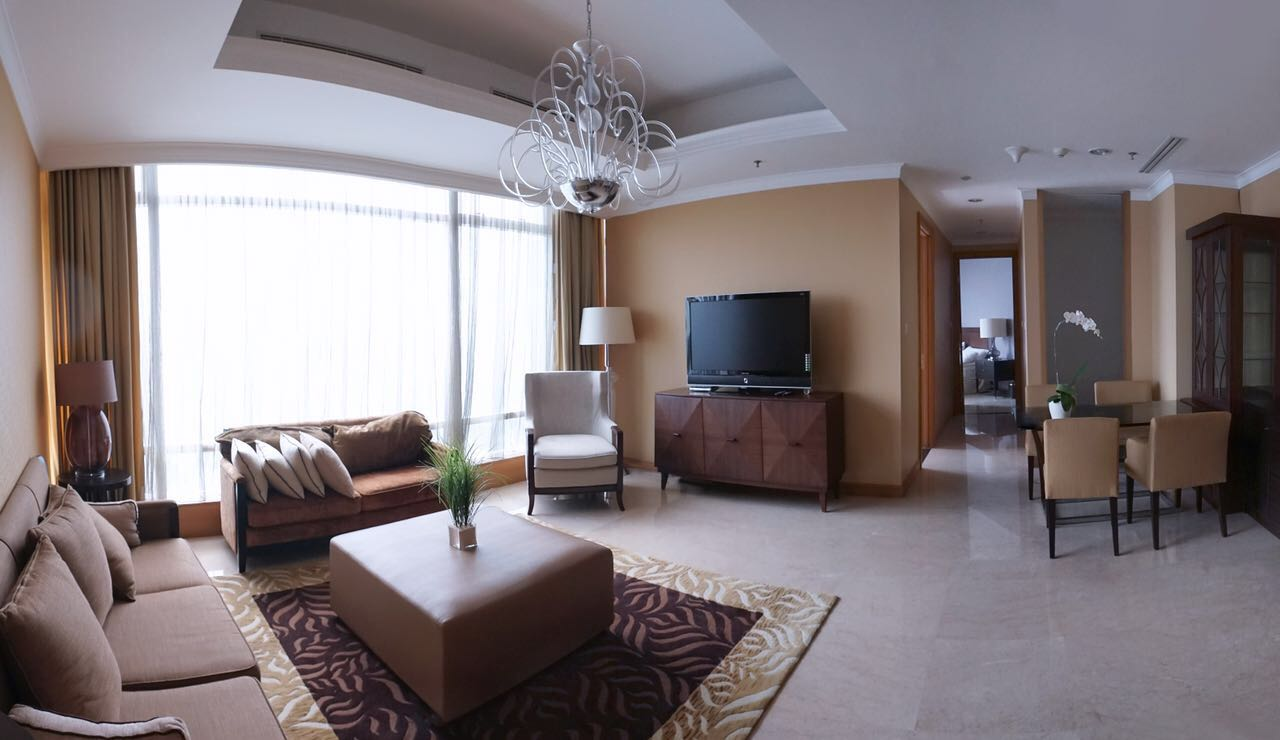 Apartment Kempinski 2BR - Jakarta Apartments for Sale or ...